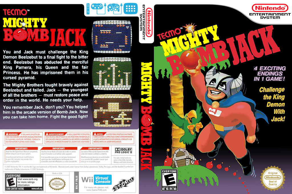 Mighty Bomb Jack Wii coverfullHQ (FBJE)