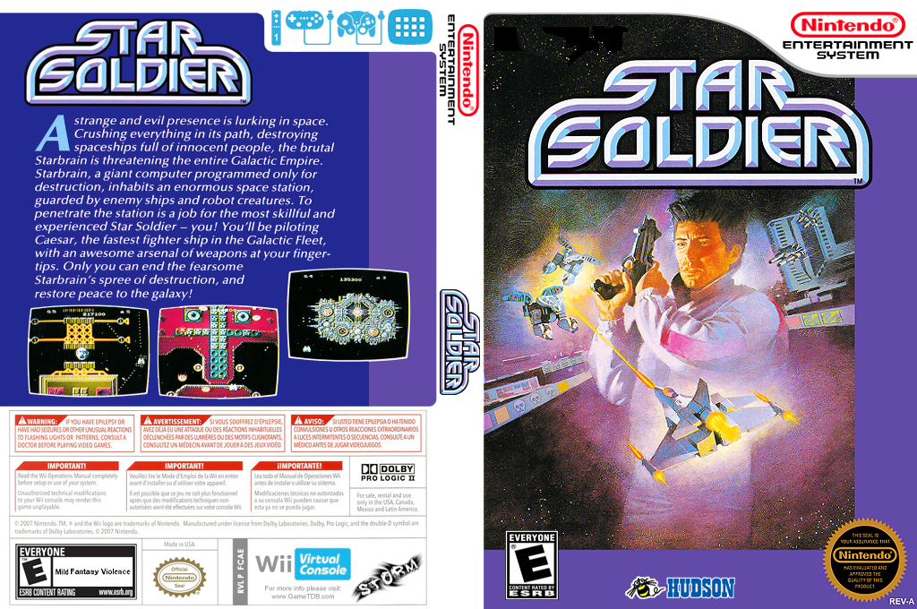 Star Soldier Wii coverfullHQ (FCAE)