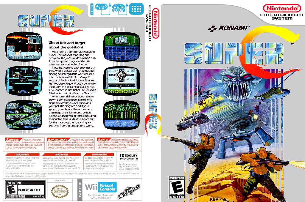 Super C Wii coverfullHQ (FCSE)