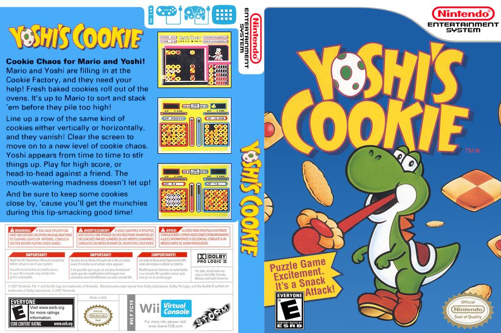 Yoshi's Cookie Wii coverfullHQ (FCYE)