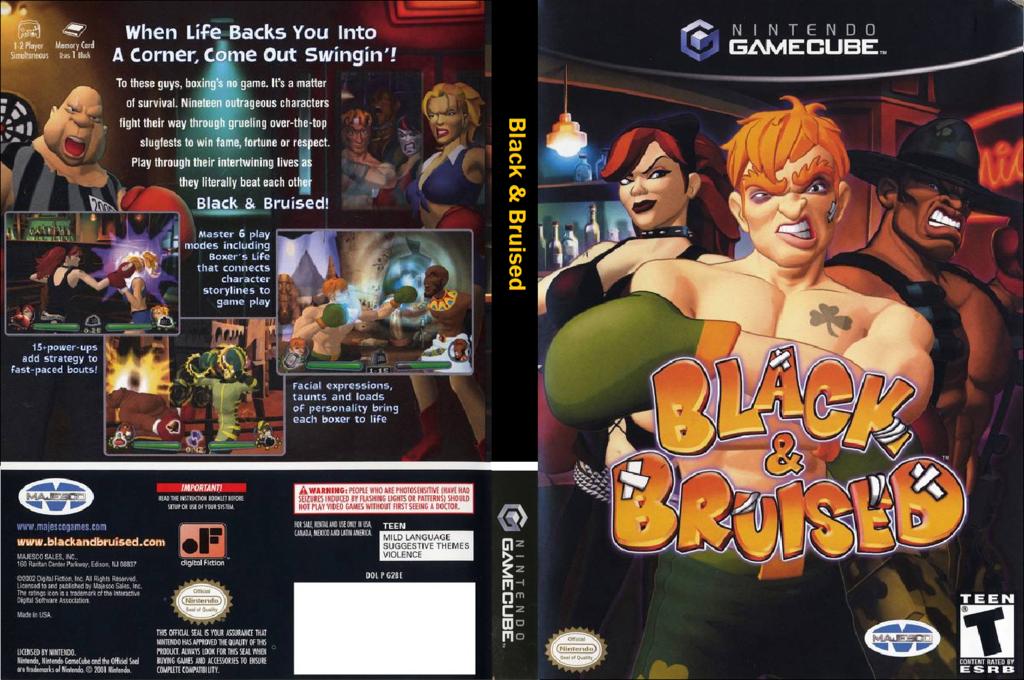 Black & Bruised Wii coverfullHQ (G2BE5G)