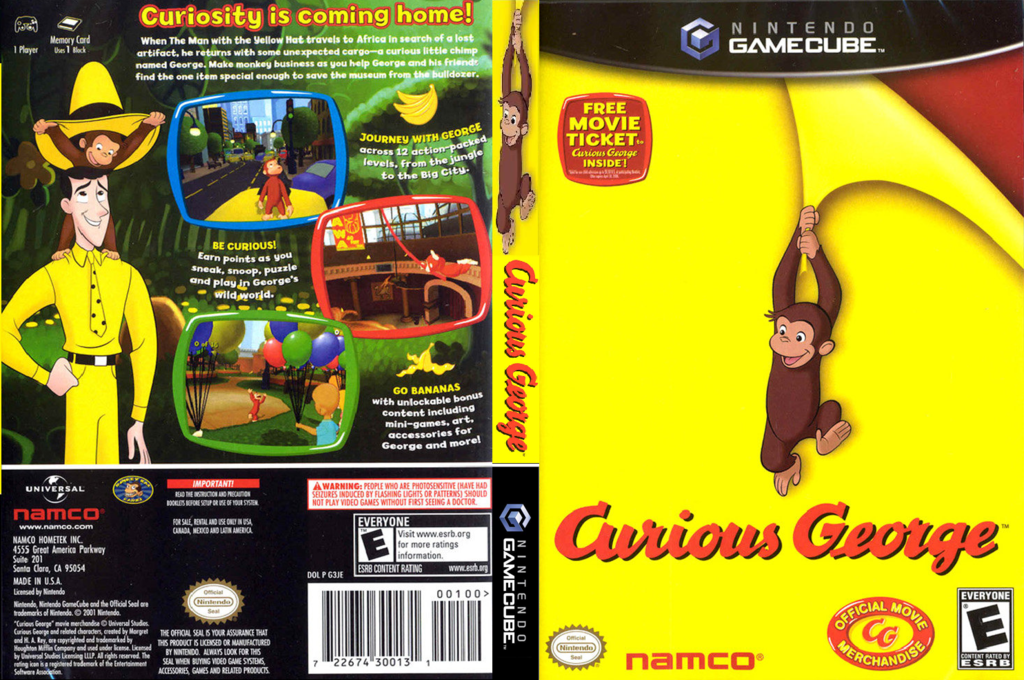 Curious George Wii coverfullHQ (G3JEAF)
