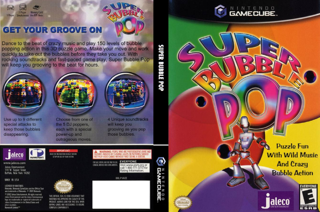 Super Bubble Pop Wii coverfullHQ (GBYE0A)