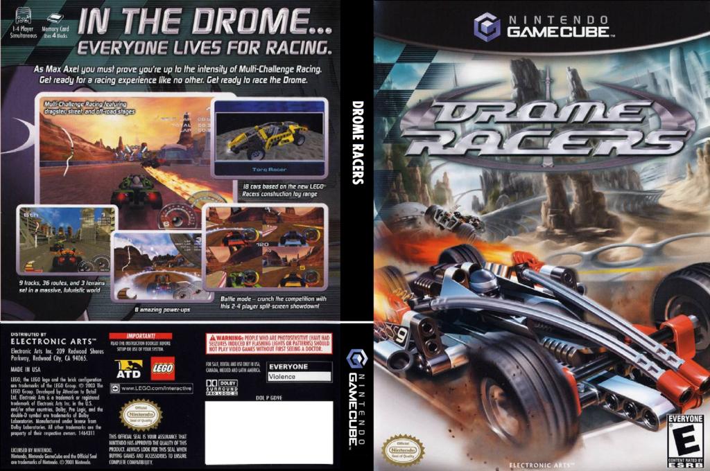 Drome Racers Wii coverfullHQ (GD9E69)