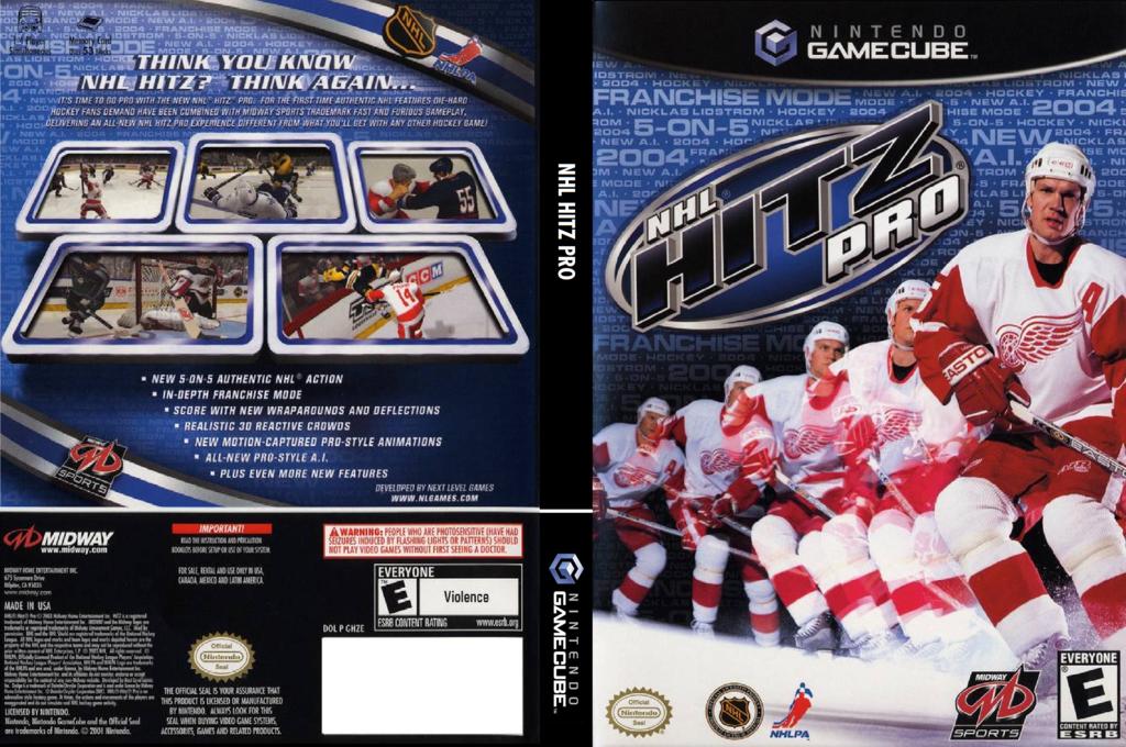 NHL Hitz Pro Wii coverfullHQ (GHZE5D)