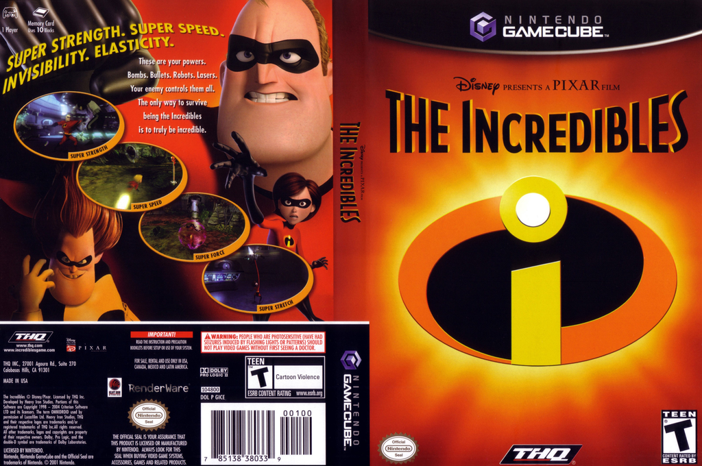 The Incredibles Wii coverfullHQ (GICE78)