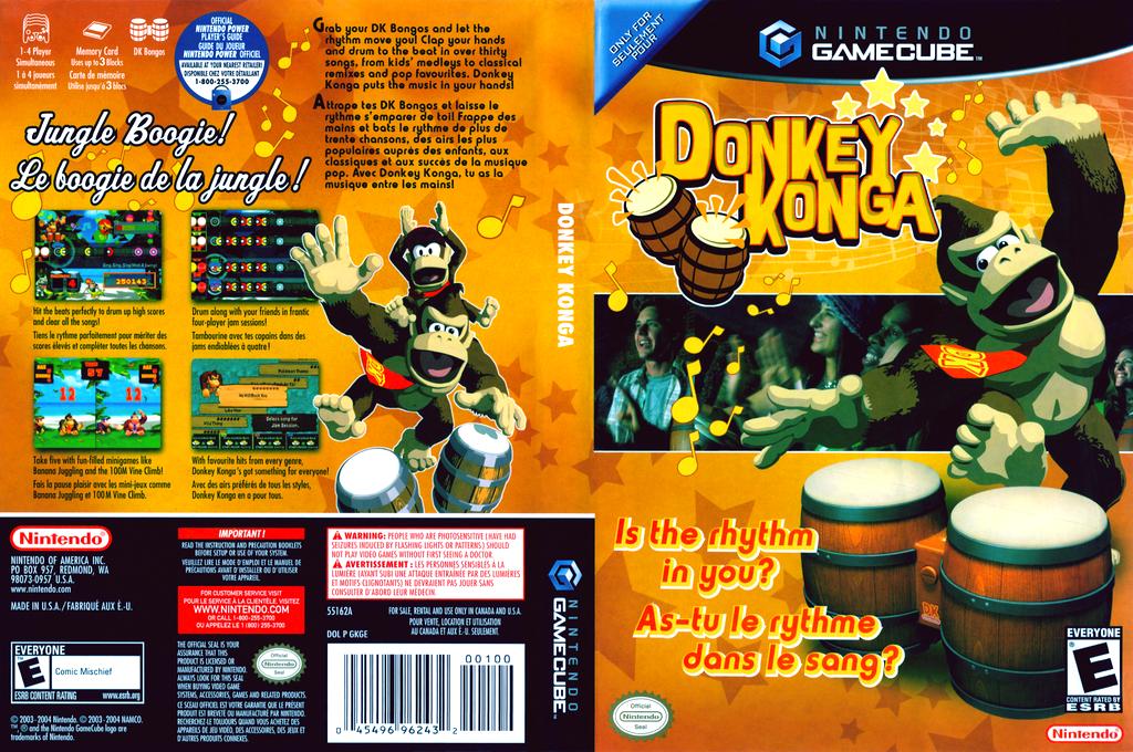 Donkey Konga Wii coverfullHQ (GKGE01)
