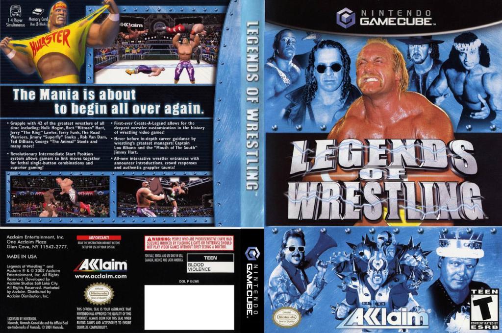 Legends of Wrestling Wii coverfullHQ (GLWE51)