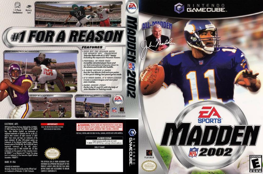 Madden NFL 2002 Wii coverfullHQ (GMDE69)