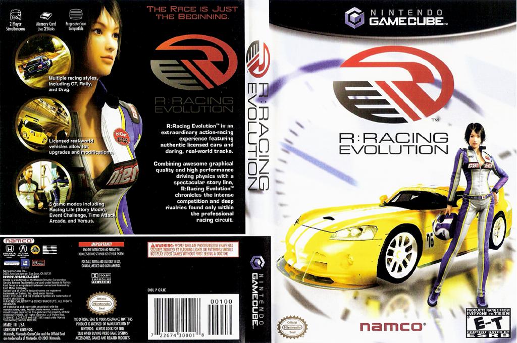 Grjeaf R Racing Evolution