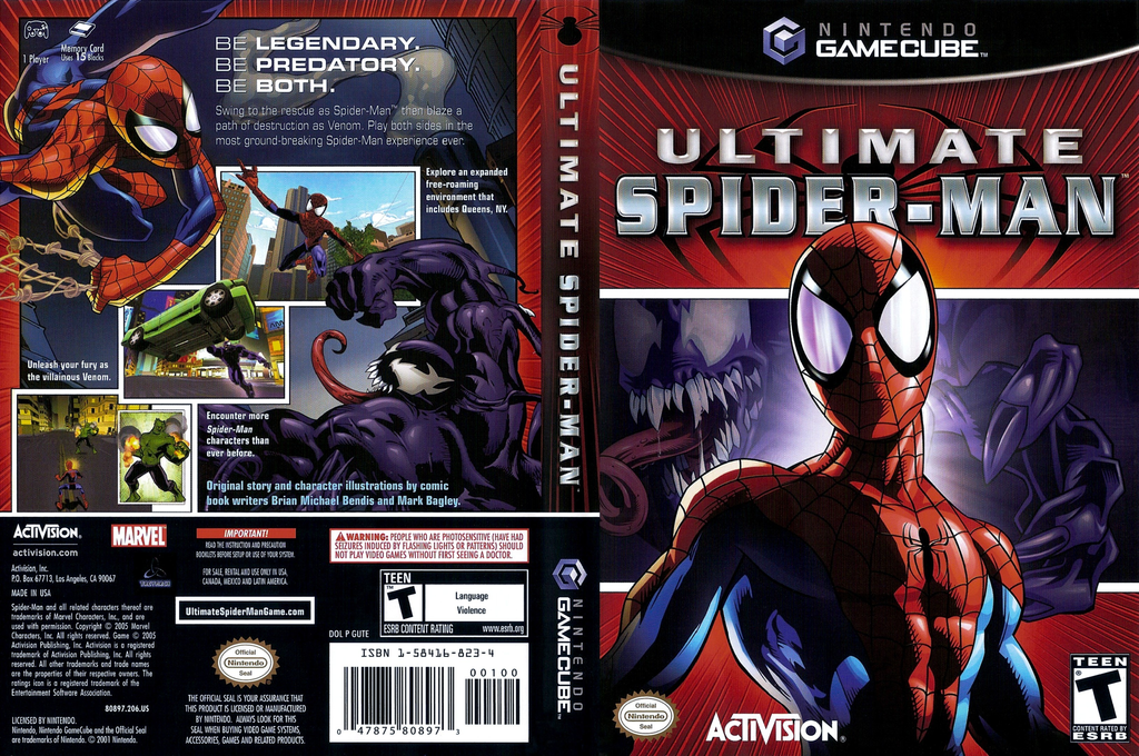 Ultimate Spider-Man Wii coverfullHQ (GUTE52)