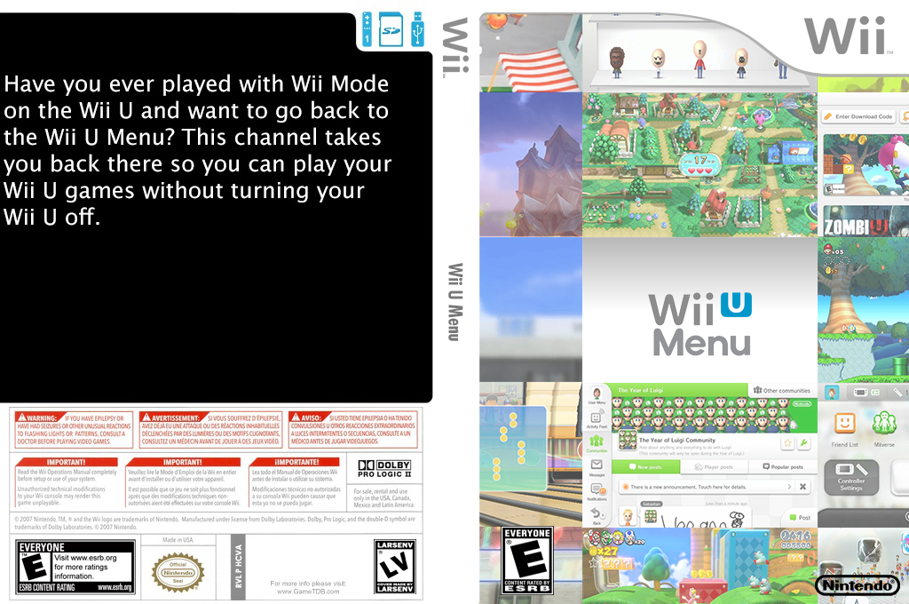 Wii U Menu Wii coverfullHQ (HCVA)