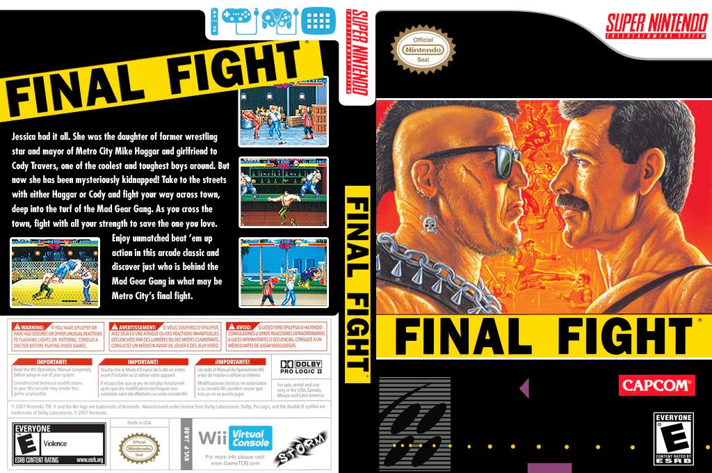 Final Fight Wii coverfullHQ (JA8E)