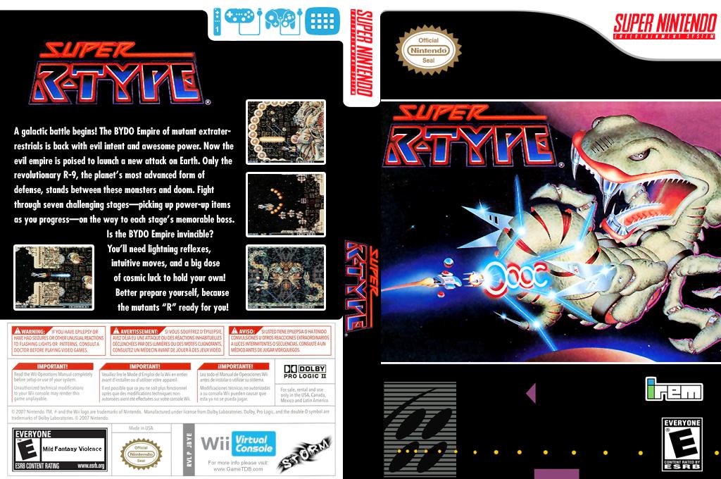 Super R-Type Wii coverfullHQ (JBYE)