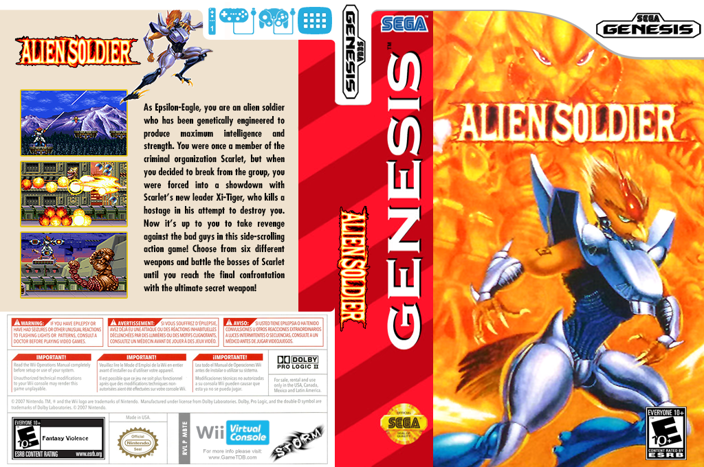 Alien Soldier Wii coverfullHQ (MBTE)