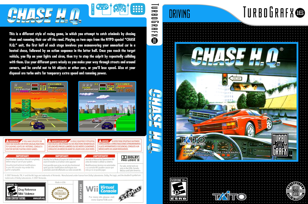 Chase H.Q. Wii coverfullHQ (PC2E)