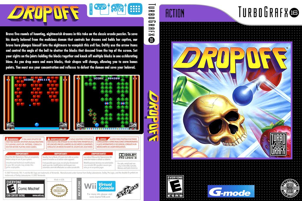 Drop Off Wii coverfullHQ (PCHE)