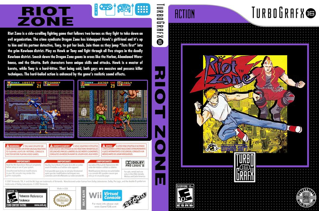 Riot Zone Wii coverfullHQ (QATE)