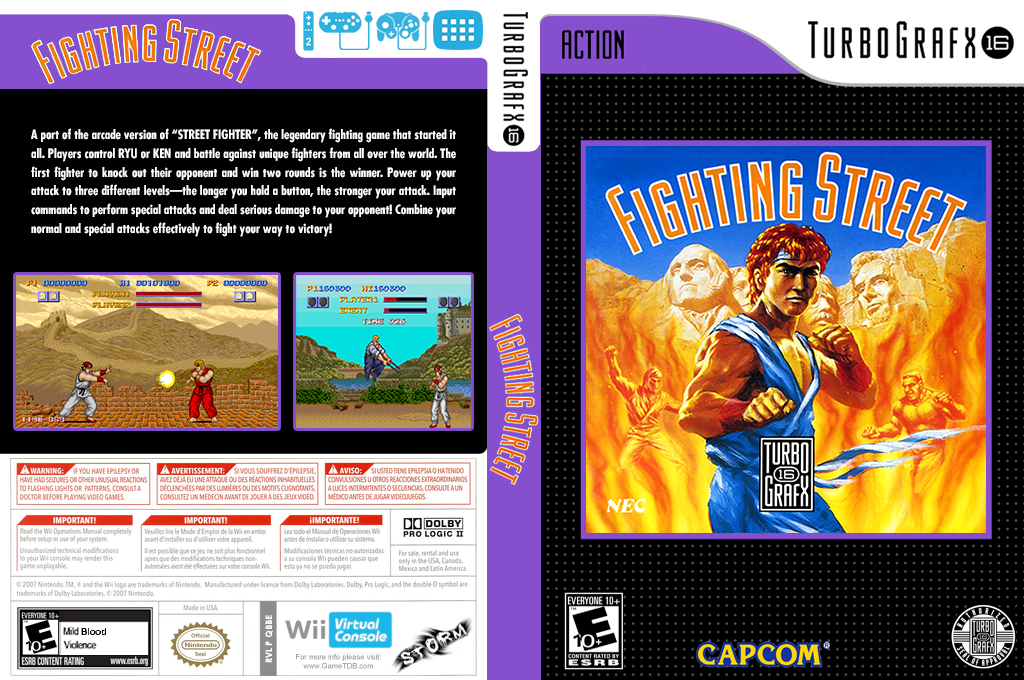 Fighting Street Wii coverfullHQ (QBBE)