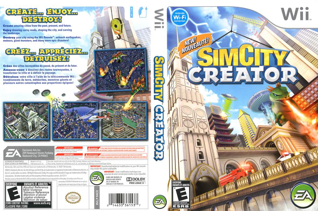 SimCity Creator Wii coverfullHQ (R4CE69)