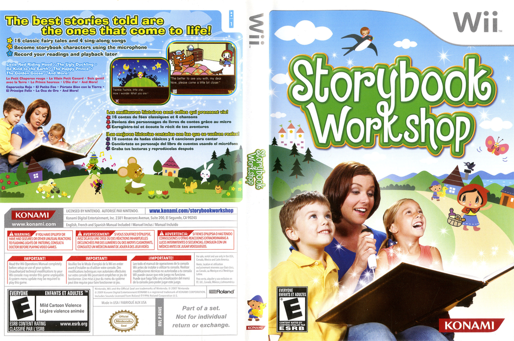 Storybook Workshop Wii coverfullHQ (R4VEA4)