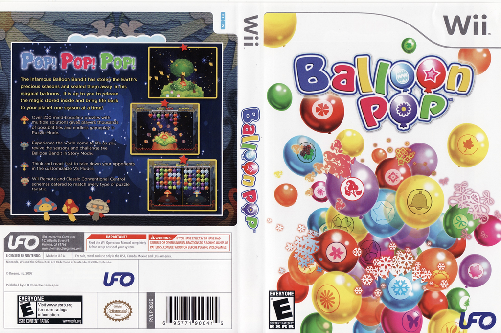 Balloon Pop Wii coverfullHQ (RB2E6K)