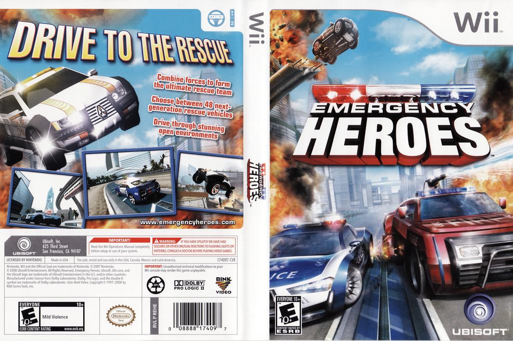 Emergency Heroes Wii coverfullHQ (REHE41)