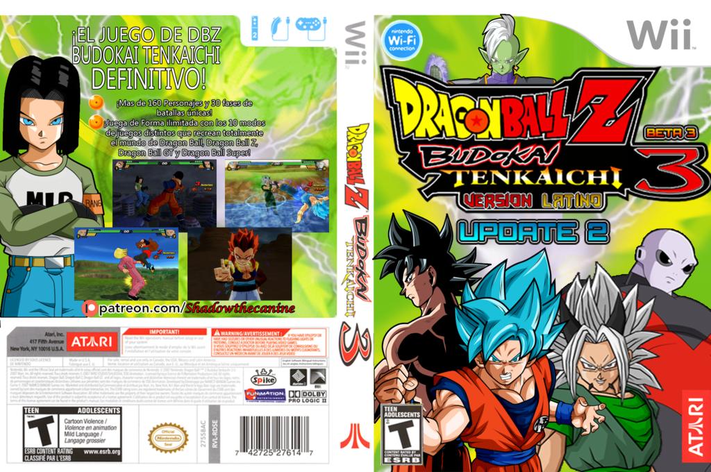Download mod dragon ball z budokai tenkaichi 3 pc | Dragon