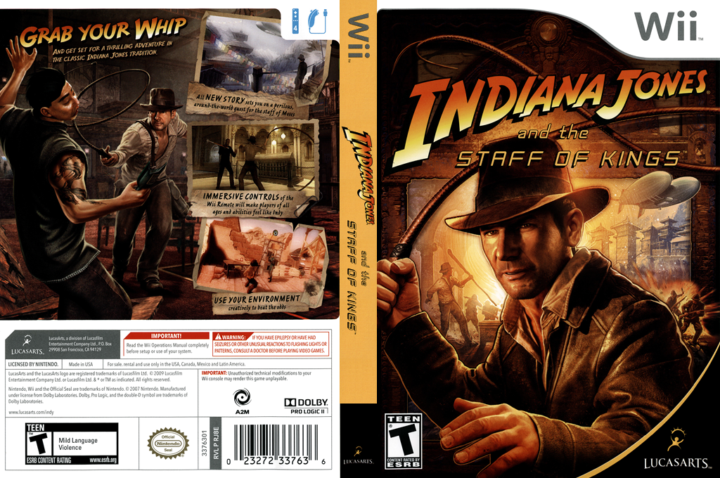 Indiana Jones and the Staff of Kings Wii coverfullHQ (RJ8E64)