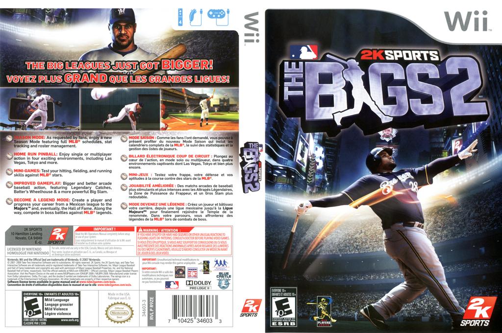 The BIGS 2 Wii coverfullHQ (RKVE54)