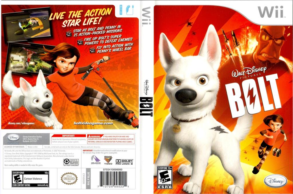 Disney's Bolt Wii coverfullHQ (RLUE4Q)
