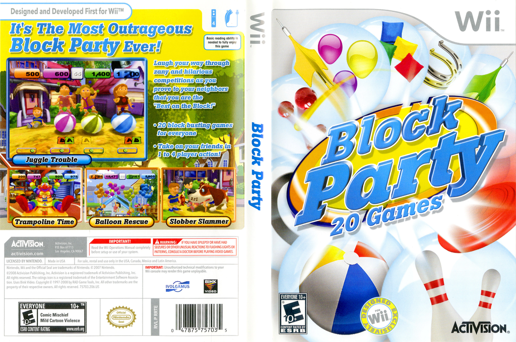 Block Party 20 Games Wii coverfullHQ (RRTE52)