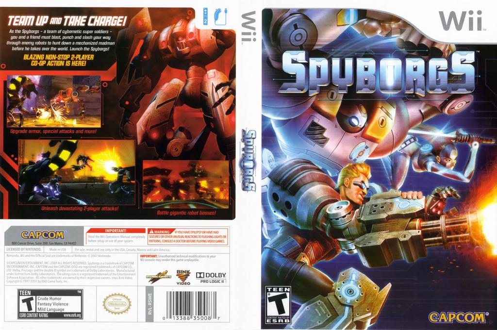 Spyborgs Wii coverfullHQ (RSWE08)