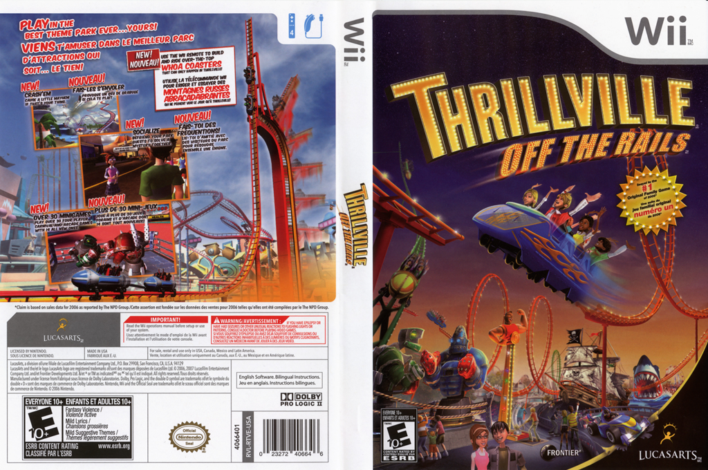 Thrillville: Off the Rails Wii coverfullHQ (RTVE64)