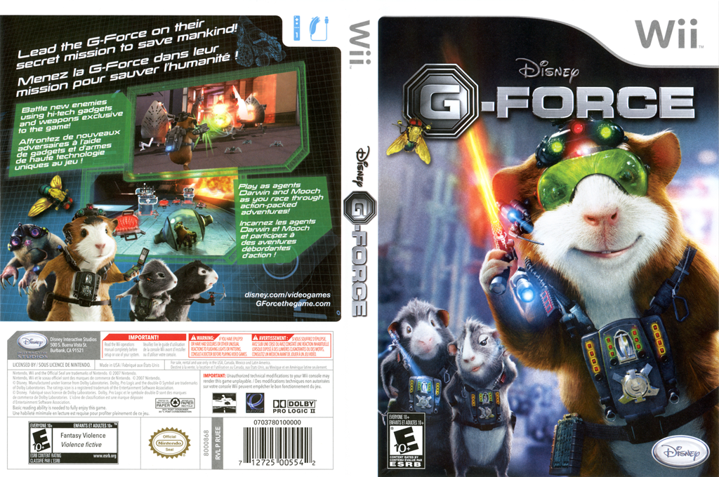 G-Force Wii coverfullHQ (RUEE4Q)