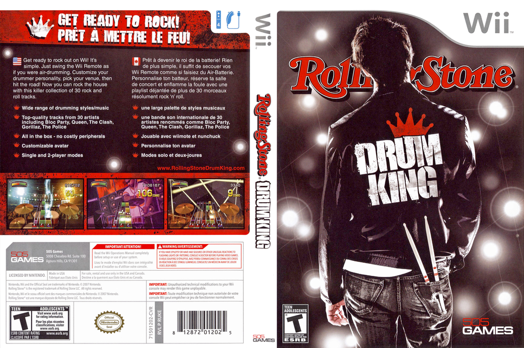 Rolling Stone: Drum King Wii coverfullHQ (RUKEGT)