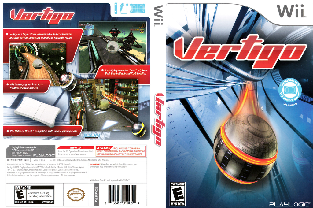 Vertigo Wii coverfullHQ (RVOEPL)