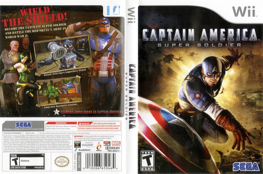 Captain America:Super Soldier Wii coverfullHQ (SFQE8P)