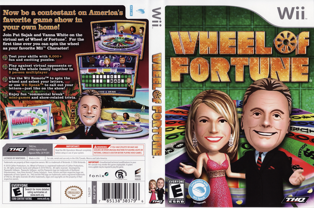 Wheel of Fortune Wii coverfullHQ (SFTE78)