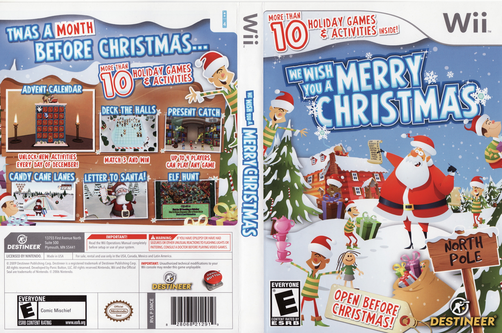 We Wish You a Merry Christmas Wii coverfullHQ (SMCENR)