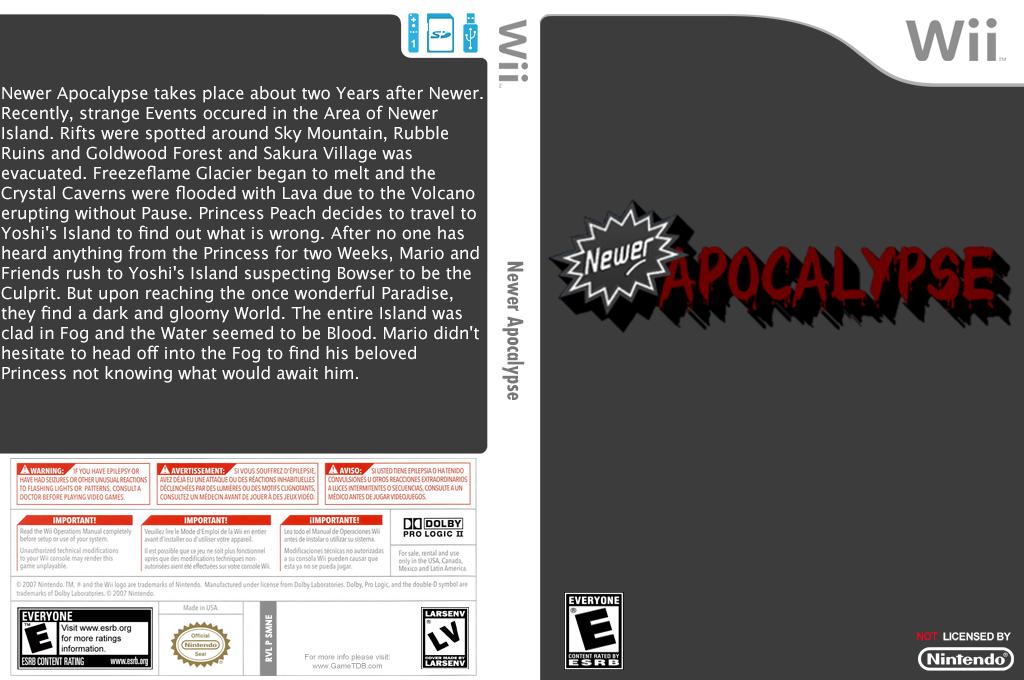 Newer Apocalypse Wii coverfullHQ (SMNEZA)
