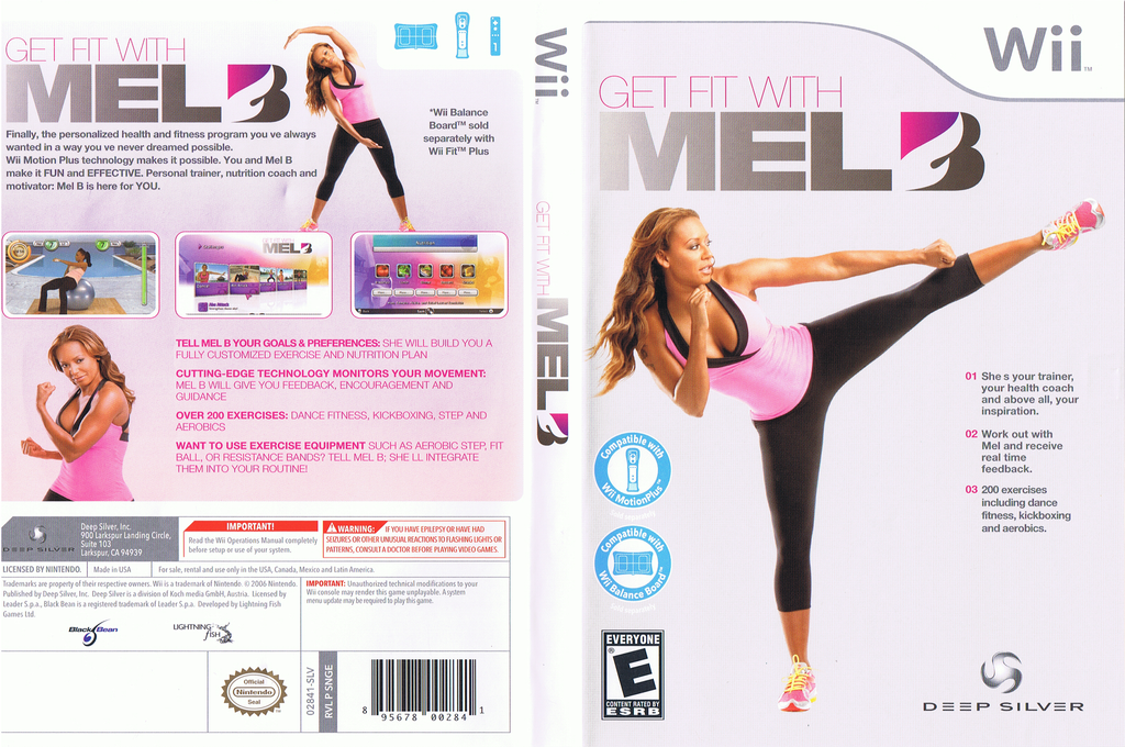 Get Fit with Mel B Wii coverfullHQ (SNGEJJ)