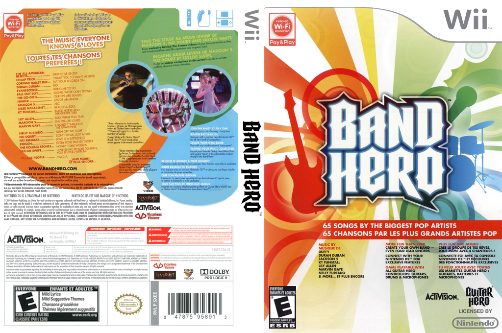 Band Hero Wii coverfullHQ (SXFE52)