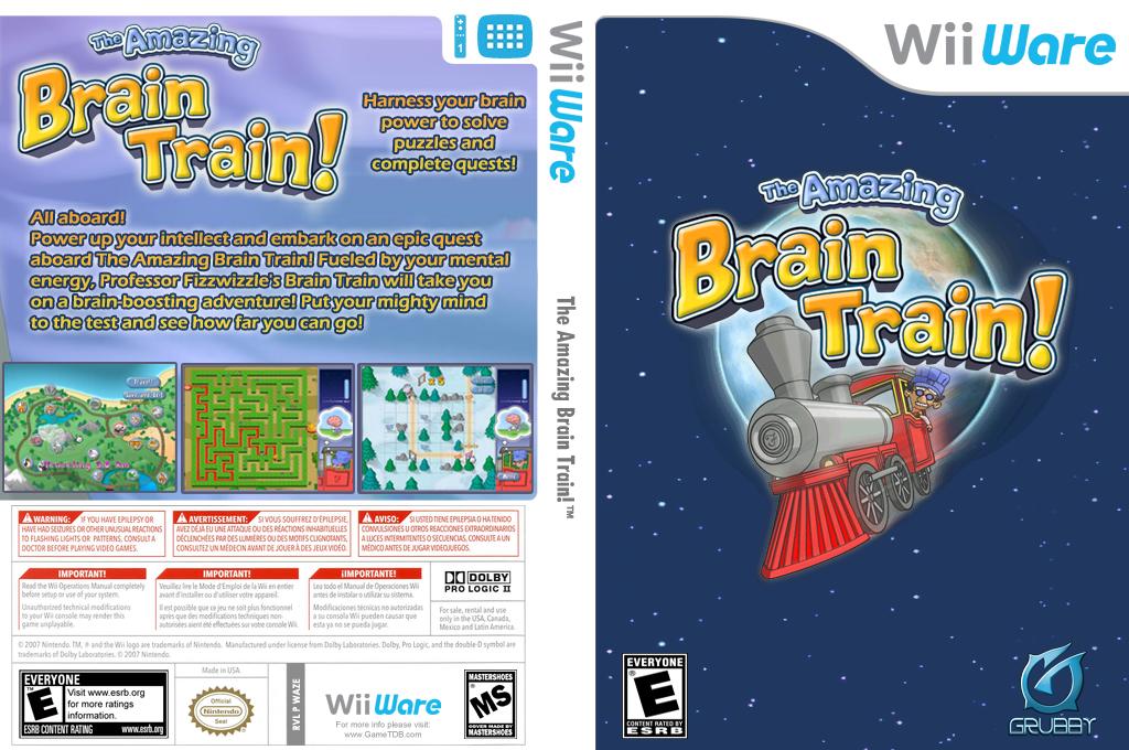 The Amazing Brain Train Wii coverfullHQ (WAZE)
