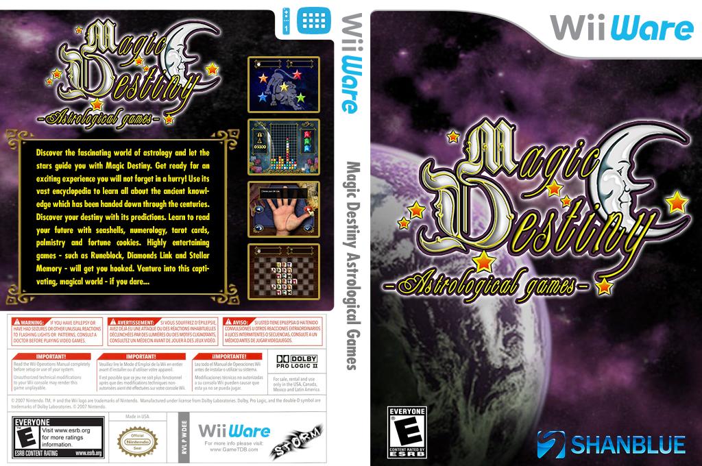 Magic Destiny Astrological Games Wii coverfullHQ (WDEE)
