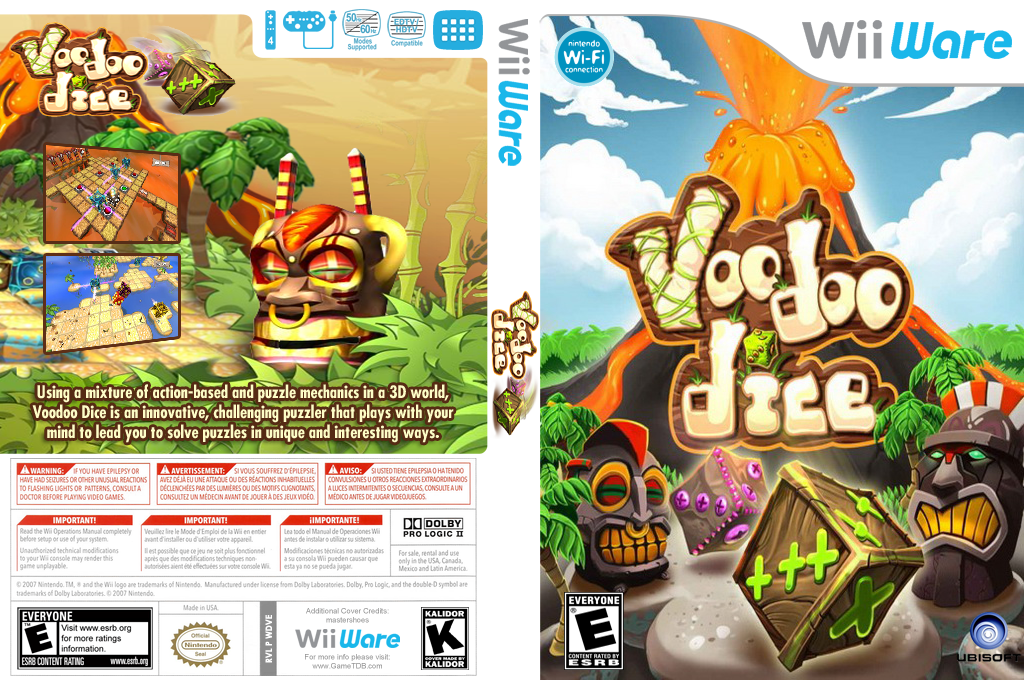 Voodoo Dice Wii coverfullHQ (WDVE)