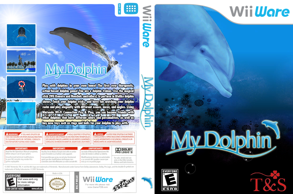 My Dolphin Wii coverfullHQ (WE6E)