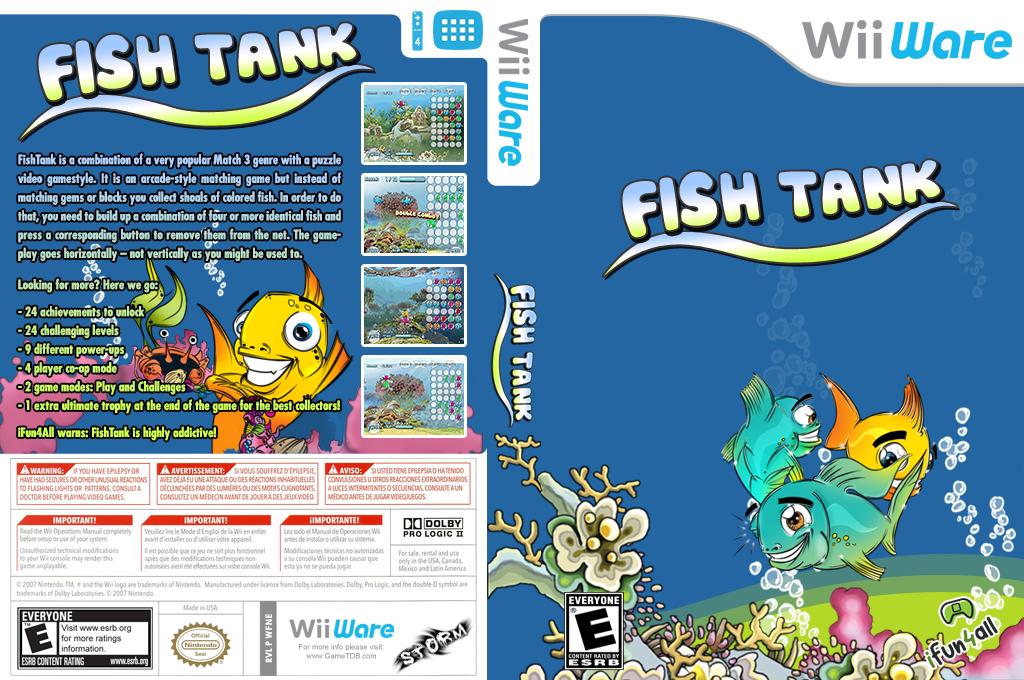 Fish Tank Wii coverfullHQ (WFNE)