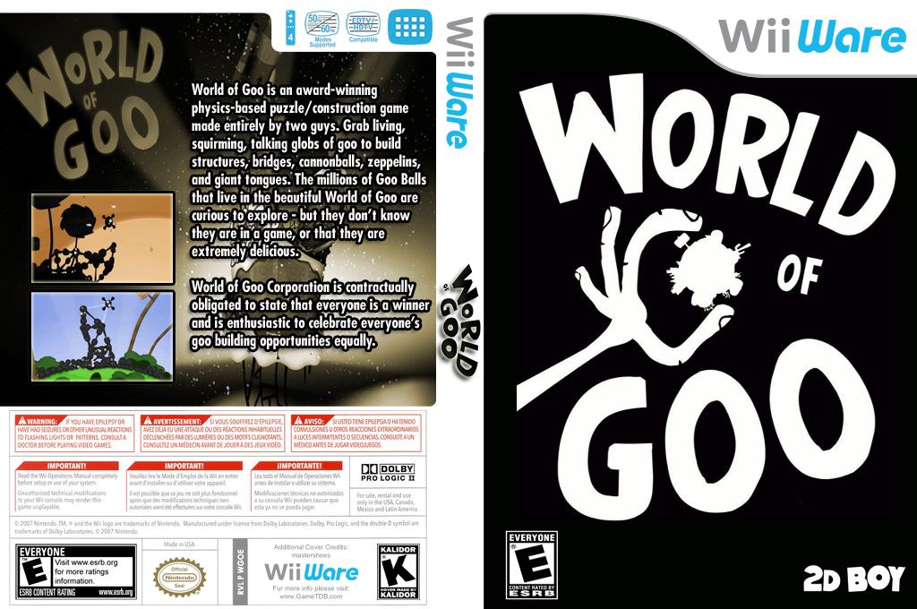 World of Goo Wii coverfullHQ (WGOE)