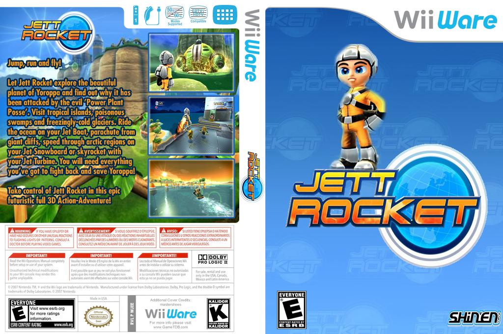 Jett Rocket Wii coverfullHQ (WJEE)